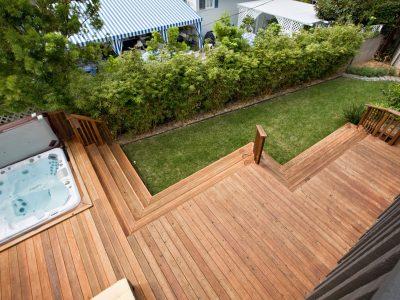 La Jolla Shores Deck 2